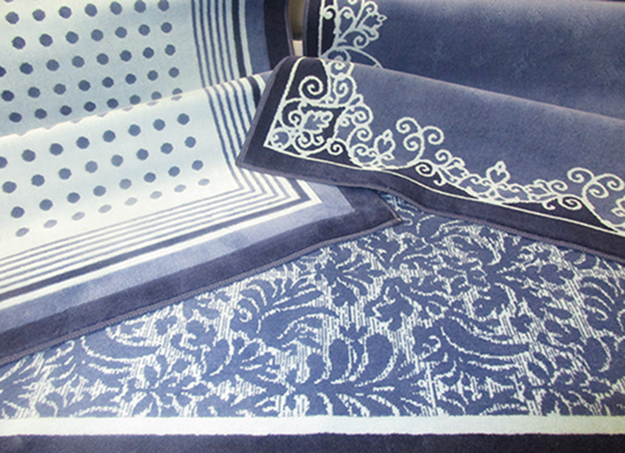 Serge Lesage Accent Rugs from France