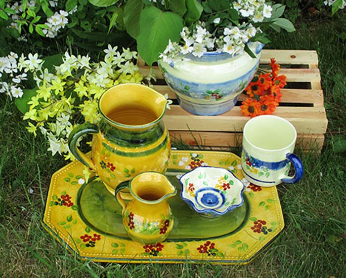 Souleo è Provence® Pottery - Artisan Pottery from France