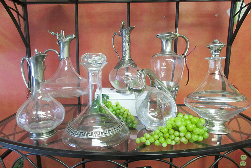 For the Wine Enthusiast - French Pewter!
