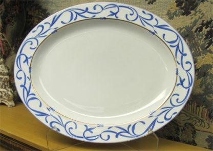 Remy Delinière Porcelain Serving Platter